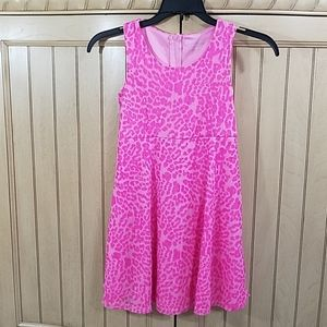 Xhileration Hot Pink Dress, size 6/6x